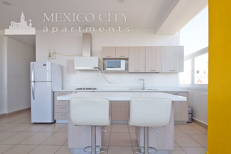 Mexico City Apartments for temporary rental - Furnished